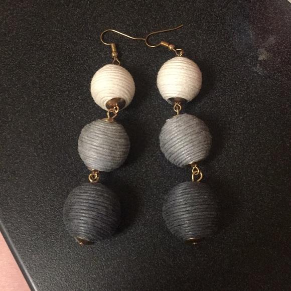 Jewelry - Ombré Ball Earrings